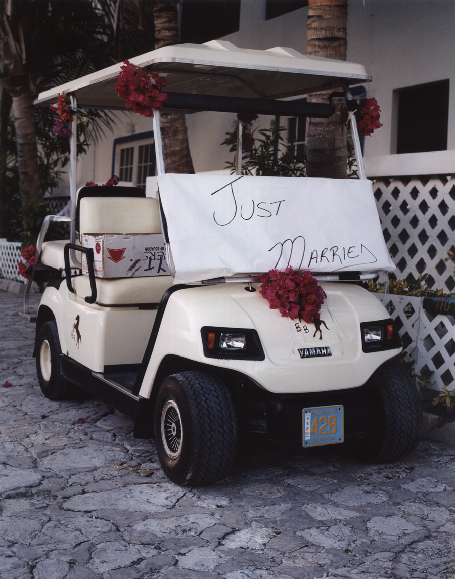 just-married-golf-cart-day-