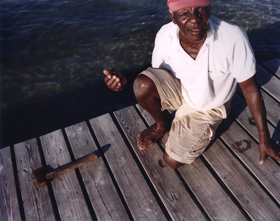 man-on-dock